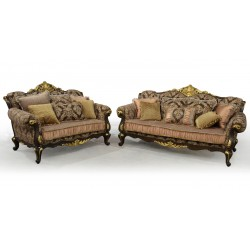 Vistana 4 Sofa Set - 2pc