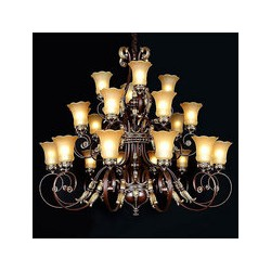 Regallo Chandelier - 24 light