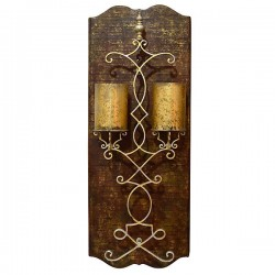 Tuscany Double Wall Sconce