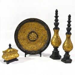 Golden Wiltshire - Set of 4