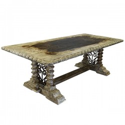 Savoie Rect Dining Table
