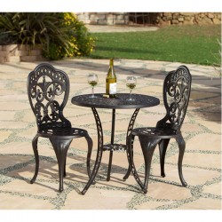 Fiesta 3 Piece Bistro Set