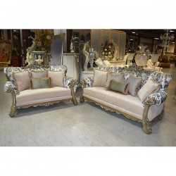 Sorleone 5 Sofa Set - 2 pc