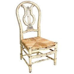 Lyre Side Chair - PM